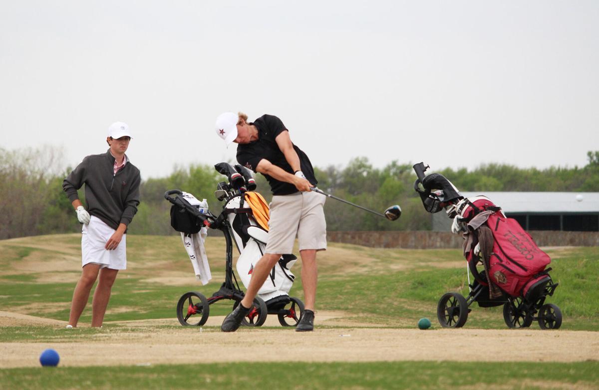 Coppell boys golf
