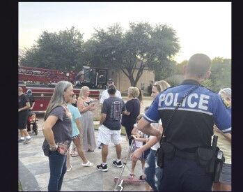 Flower Mound national night out