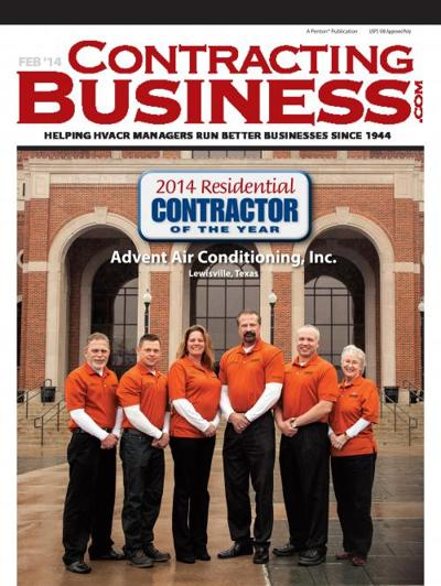 Lewisville company wins award