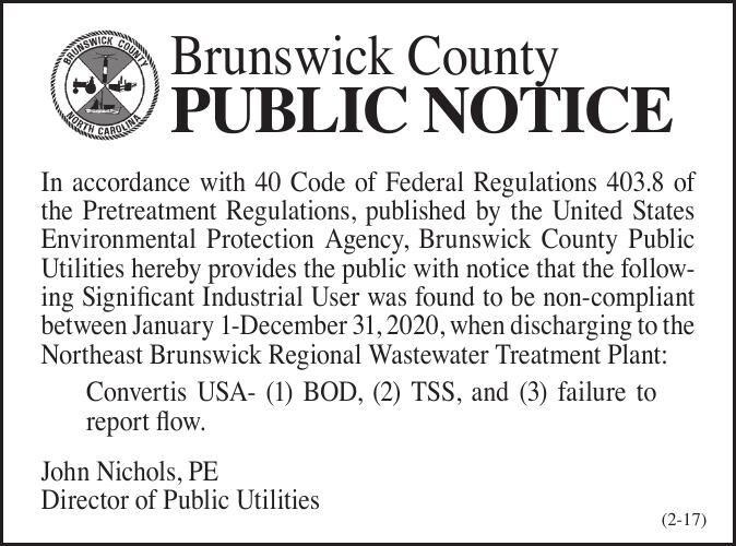 Brunswick County Convertis