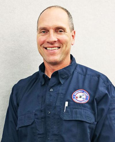 Richard Burns EMS Officer of the Year for state