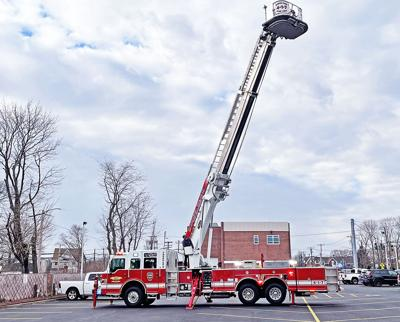Southport's new fire truck