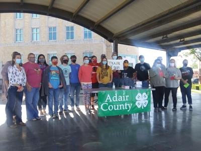 Volunteers stress importance of 4-H