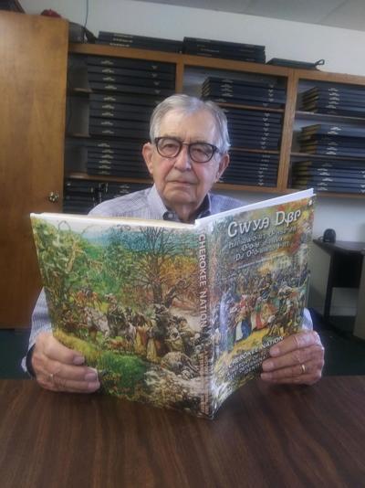 New book shines spotlight on Cherokee survival