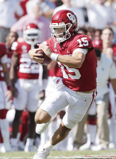 OU football: Tanner Mordecai's relief effort builds confidence in Sooners quarterback room
