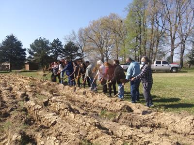 UKB bringing Community Garden to Stilwell