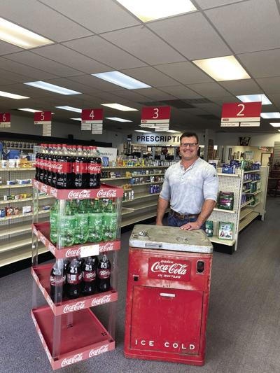 New pharmacist brings excitement to Westville