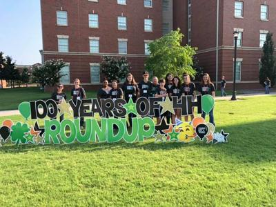 4-H students attend Round up at OSU