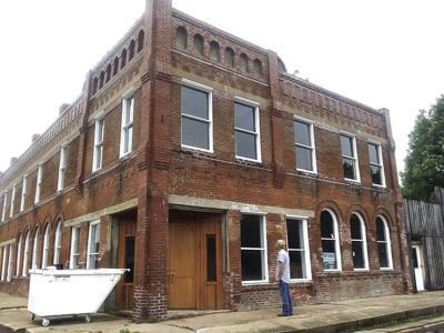 Renovation rescues historic hotel in Westville