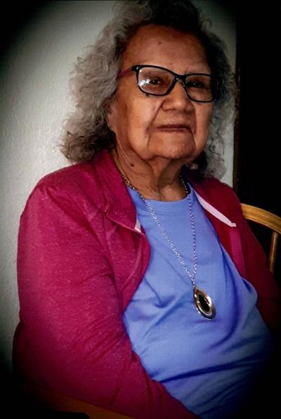 Obituary for Lizzie Mae Teehee