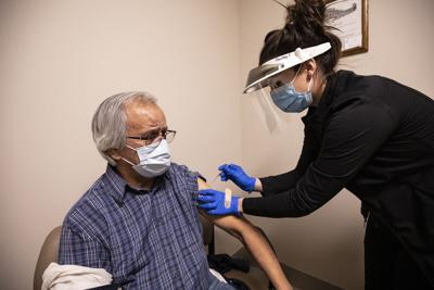 Cherokee Nation scheduling COVID-19 vaccinations for elders ages 65 and older