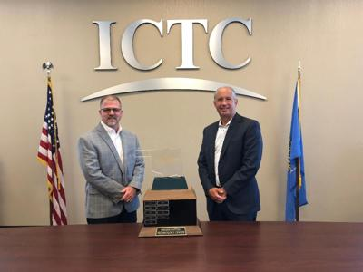 ICTC honored with Gold Star award