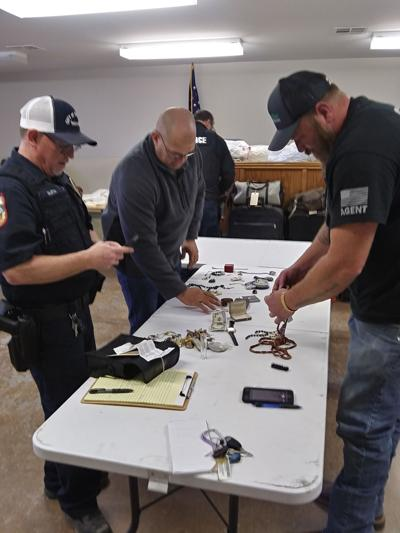 Stilwell police solve six burglaries with items recovered