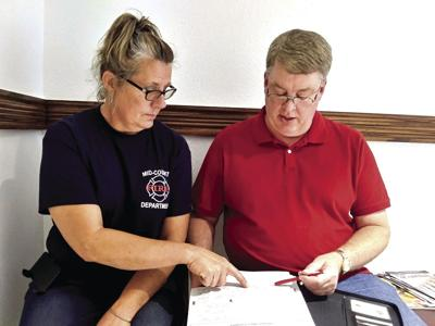 Ray Sallee named  Adair County 911/EMS director