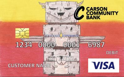 Carson Commuity Bank hosts Native Art contest