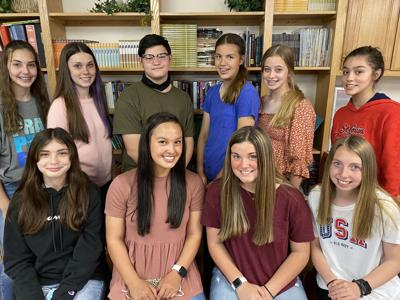 Maryetta names Top 10 student for 2020-2021