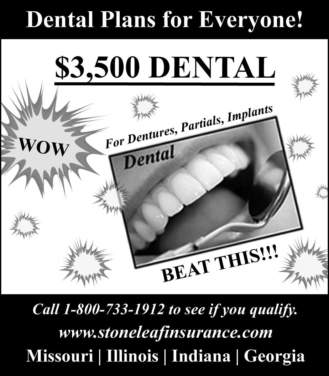 Dental Plans for Everyone!