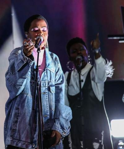 Ms Lauryn Hill Gives Fitting Nod To Miseducation Milestone