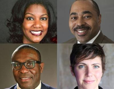 St. Louis mayoral candidates