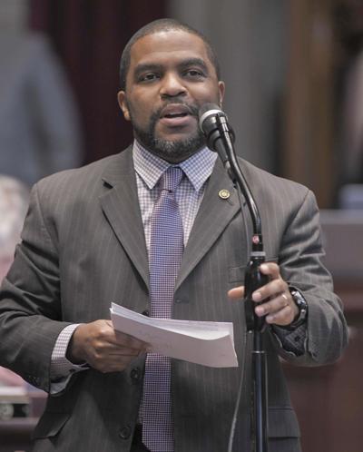 Assistant House Minority Leader Tommie Pierson Jr.