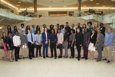College Prep scholars graduate, head to college