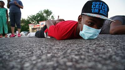 Police abuse protested in Florissant
