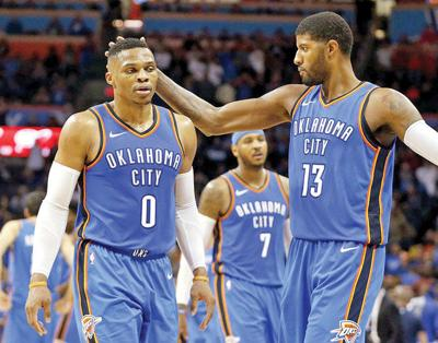what s next for okc in the clutch