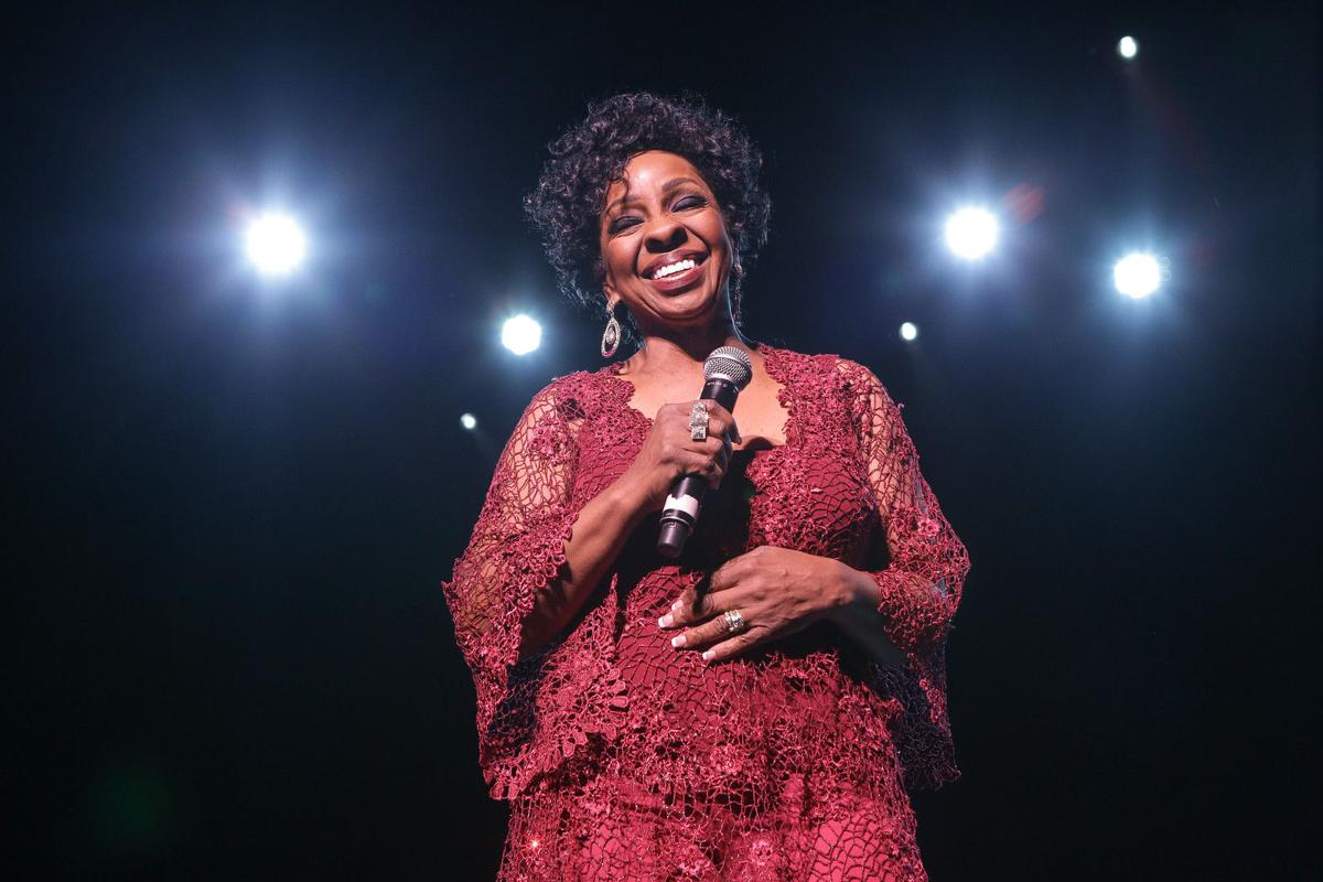 Gladys Knight And Son Settle Suit Hot Sheet