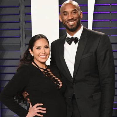 Vannessa and Kobe Bryant