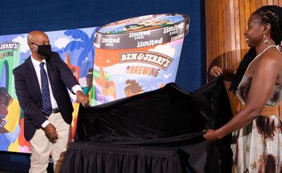 Ben and Jerrys Launch