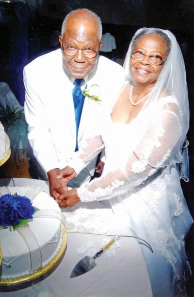 Deacon James and Mother Betty Harvey