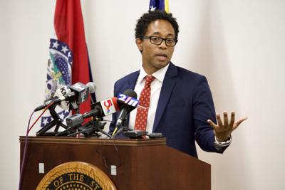 St. Louis County Prosecutor Wesley Bell