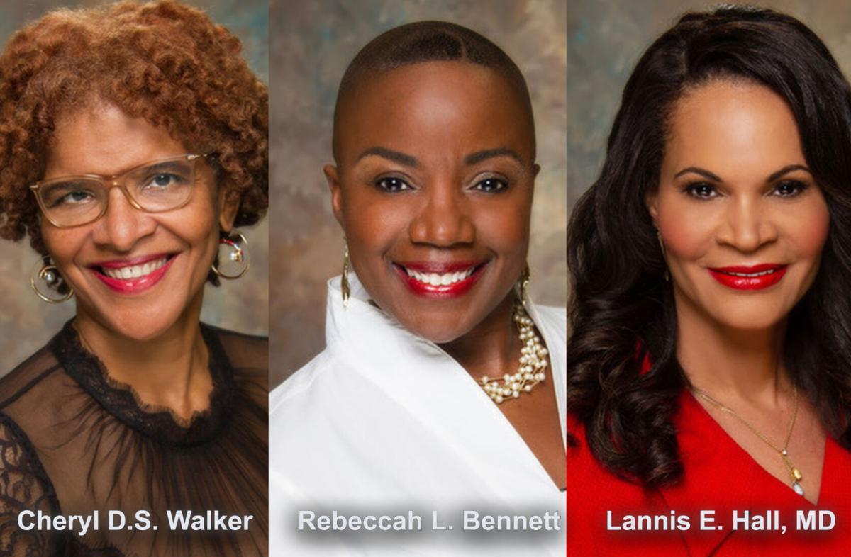 African American women Women of Achievement awards