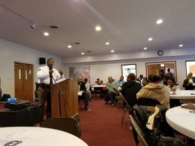 Town hall provides North County residents with info and answers on laws, legislation policing
