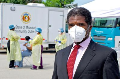 Dr. Fredrick Echols