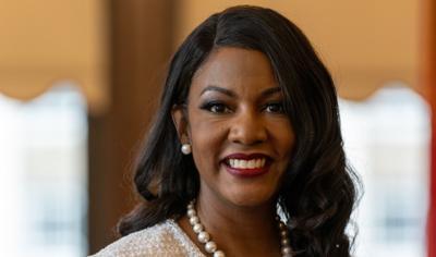 Mayor Tishaura O. Jones