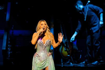 STL stop of 'Caution' tour a redemption song for Mariah Carey
