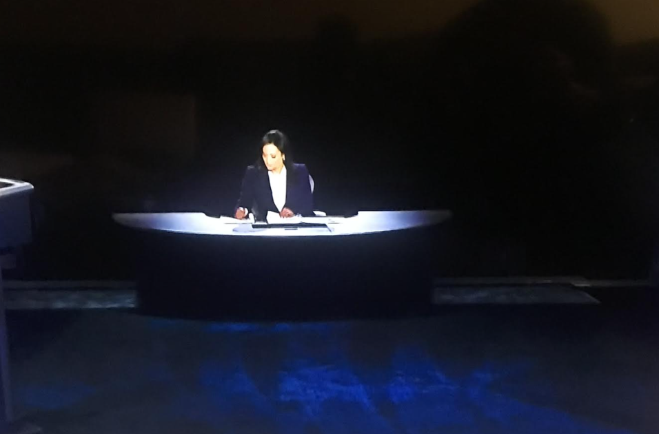 Kristen Welker, moderator of final 2020 presidential debate, never lost her cool