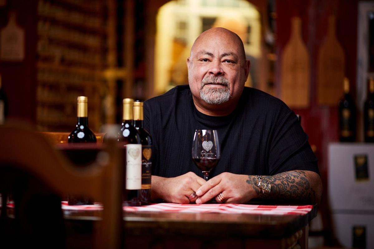 Phil Long - Black Winemaker 1