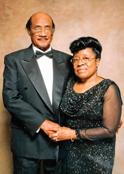 Bishop Dwight H. McDaniels Jr. and Dr. Marie McDaniels