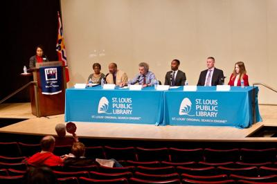 SLPS board candidates debate as seven vie for two open spots on April 2