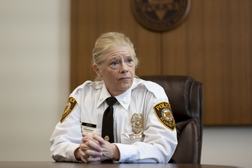 Embattled Police Chief Mary Barton resigns