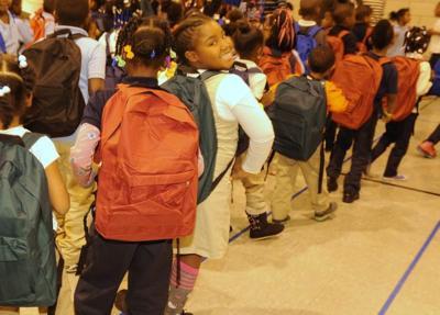 SLPS honors Kindergarten Teacher of the Year