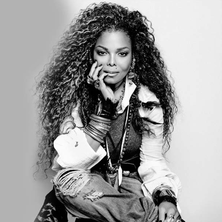 Janet Jackson Visits Harvey Shelter in Houston
