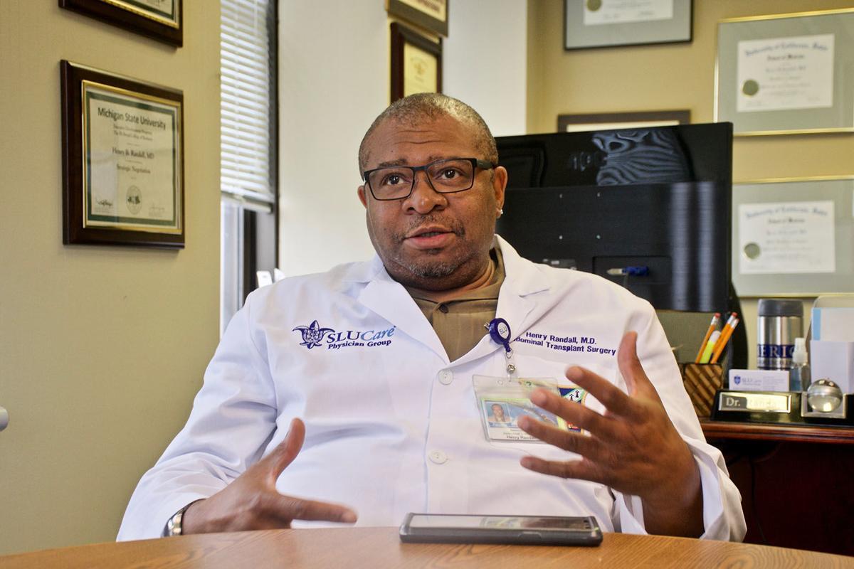 Dr. Henry Randall