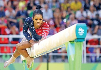 Olympic gold medalist Gabby Douglas bringing her heroic, controversial story to St. Louis