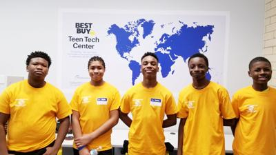 Boys & Girls Clubs opens Best Buy Teen Tech Center