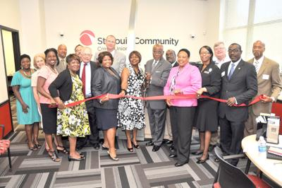 St Louis Community Credit Union Opens Wellston Branch Business