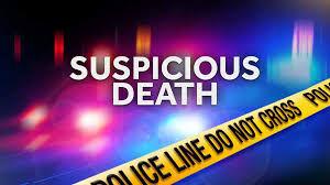 Suspicious death image