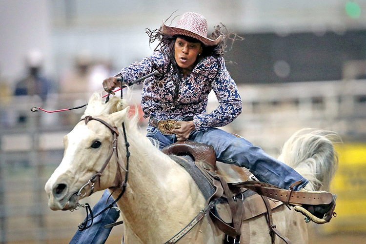 Black Rodeo Rides Into Town Bringing History Of Forgotten